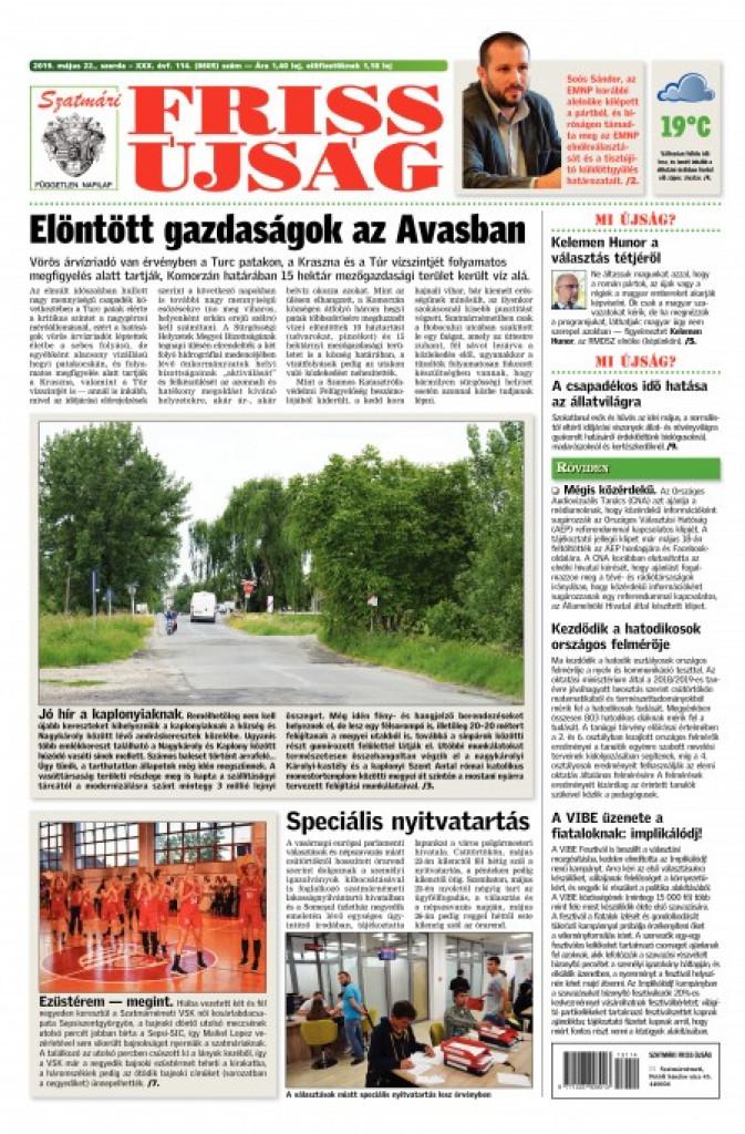 9b72b24105 Digitalstand: újság előfizetés, digitális magazinok - Digitális Szatmári  Friss Újság