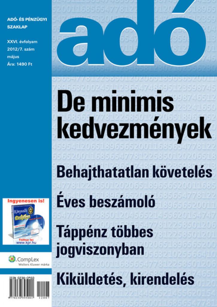 kedvezmények az újságot)
